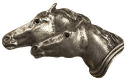 Running Horses modern-cabinet-and-drawer-knobs