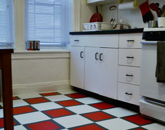 Eye Catching Colors For Your Kitchen Floor