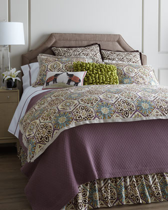 """French Laundry Home Queen Sophia Duvet Cover, 96"""" x 98"""" traditional-duvet-covers-and-duvet-sets"""