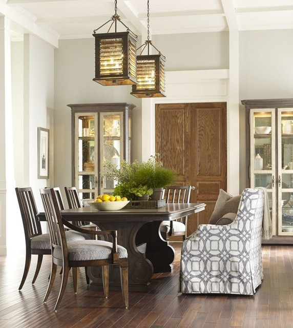 harlowe and finch dining room traditional furniture san diego