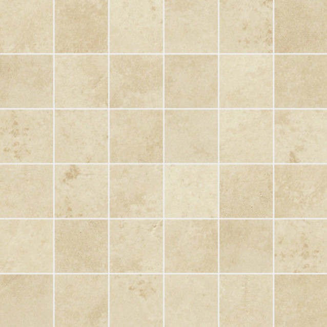 Limestone Collection Ivory 2X2 Mosaic contemporary-flooring