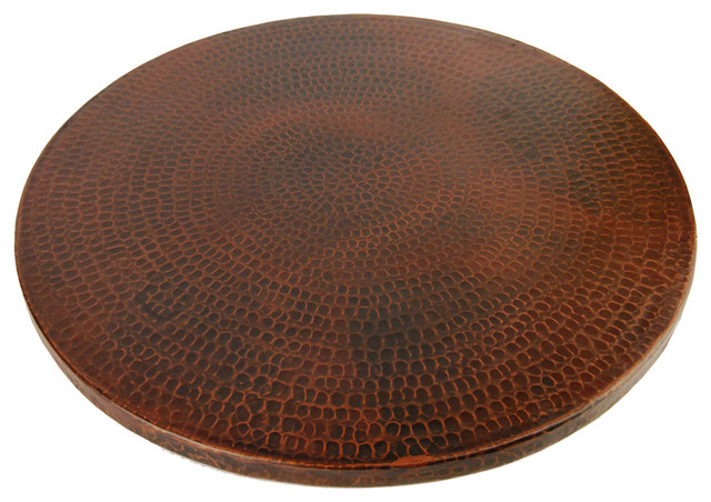Copper Tables & Lazy Susan contemporary-kitchen-products