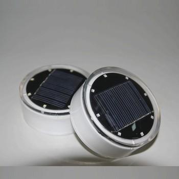 Solar cynergy hcl solar led accent light modern outdoor lighting by ylighting - Modern outdoor solar lights ...