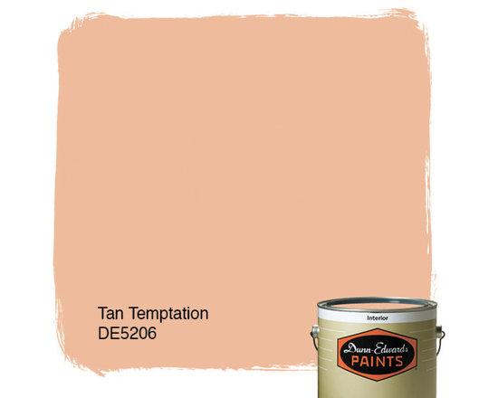Dunn-Edwards Paints Tan Temptation DE5206 -