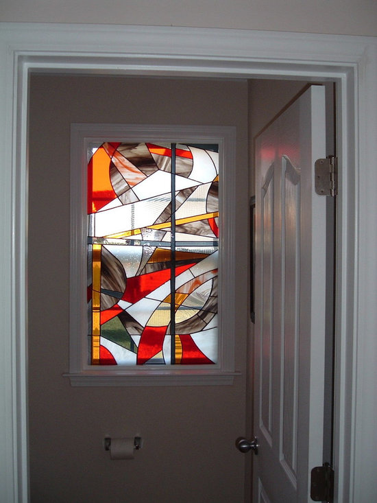 CUSTOM STAINED GLASS -