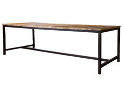 Chelsea Dining Table eclectic-dining-tables