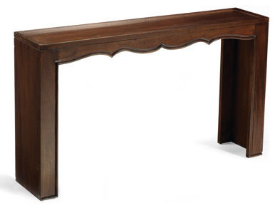 "Hemsley Console - 48""L traditional-buffets-and-sideboards"