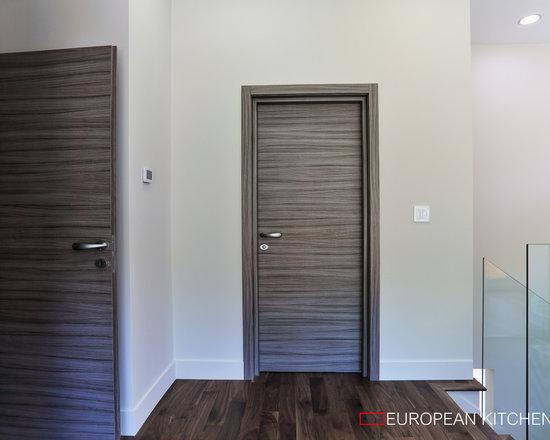 WEST VANCOUVER Rose Cr. interior doors -
