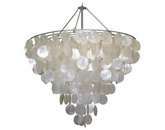 Serena Chandelier by Oly Studio contemporary chandeliers