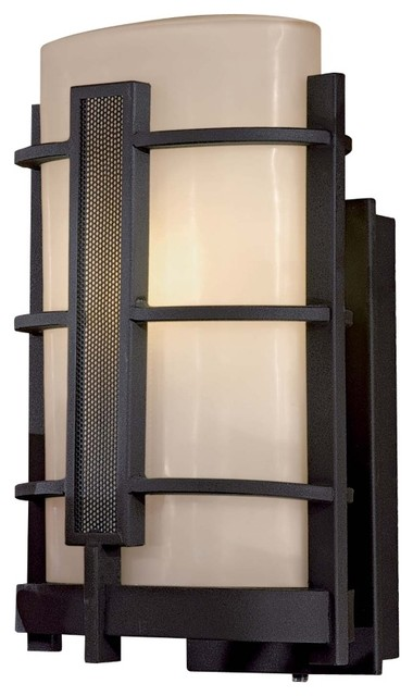 Art deco lumiere de ville 14 high outdoor light modern for Art deco porch light