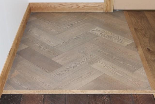 Greystone Whalebone Oak 189 - Contemporary - Hardwood Flooring - auckland - by Forte Flooring