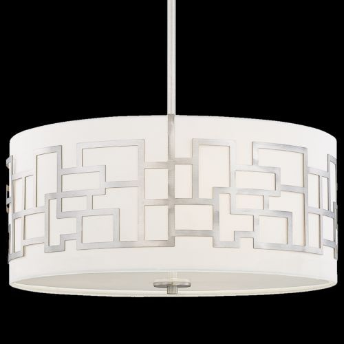 Alecia's Necklace Drum Pendant by George Kovacs contemporary-pendant-lighting