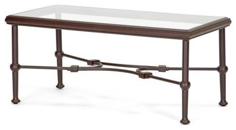Caluco Origin Patio Coffee Table traditional-outdoor-dining-tables