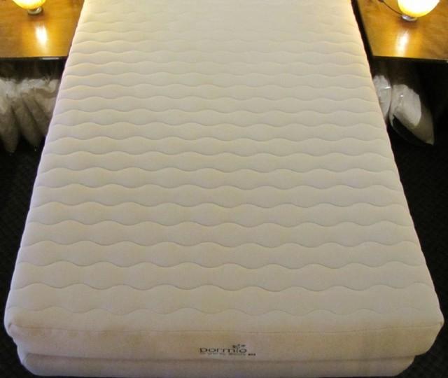 Dormio Sandman Organic Mattress modern-beds