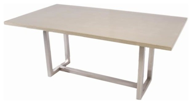 James De Wulf - Vue Dining Table modern-dining-tables