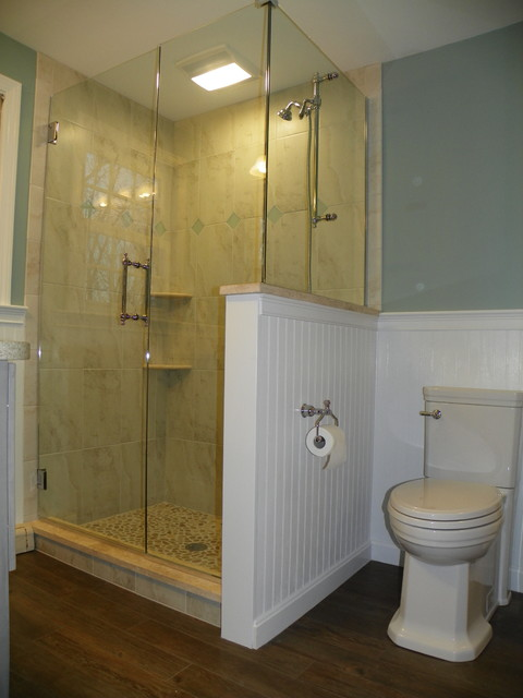 Renovisions Bathroom Remodel In Scituate Ma Traditional