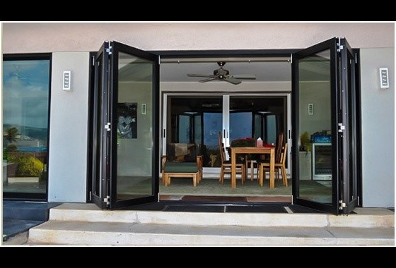 Multi Slide Bifold Doors Modern Screen Doors Other