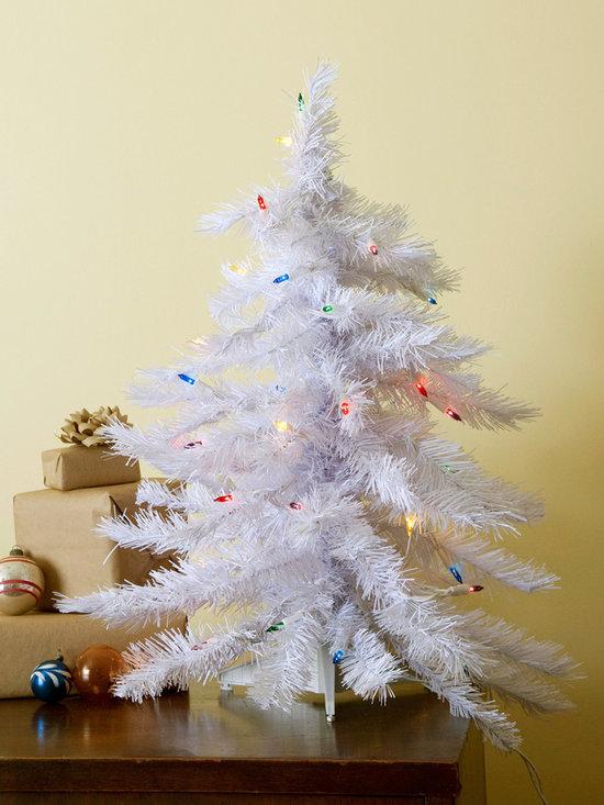 Glow Tannenbaum Mini Christmas Tree | Mod Retro Vintage Decor Accessories | ModC -