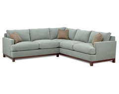 Sullivan Sectional contemporary sectional sofas