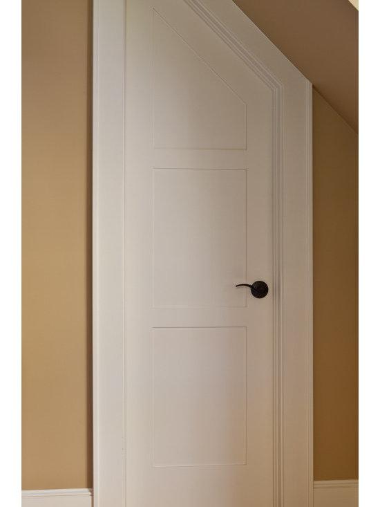 Angled Door -