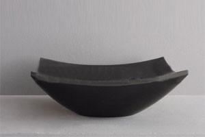 Mobius Stone Vessel By Art-Bathe modern-bathroom-sinks