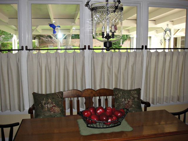 cafe curtains traditional curtains dallas by kite