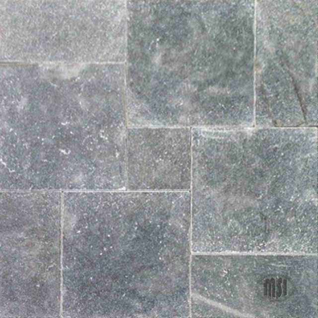 Atlantic Blue Paver Stone Wall And Floor Tile Other Metro By M S