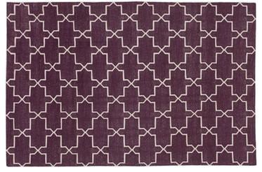 Aubergine Brooke Rug mediterranean-rugs