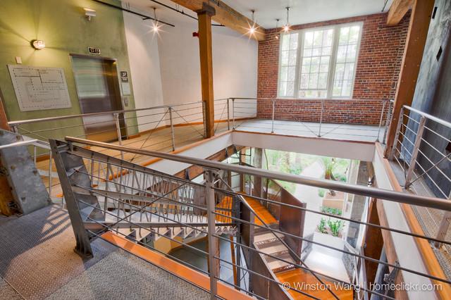 Interiors, Exteriors SF Bay Area modern-staircase