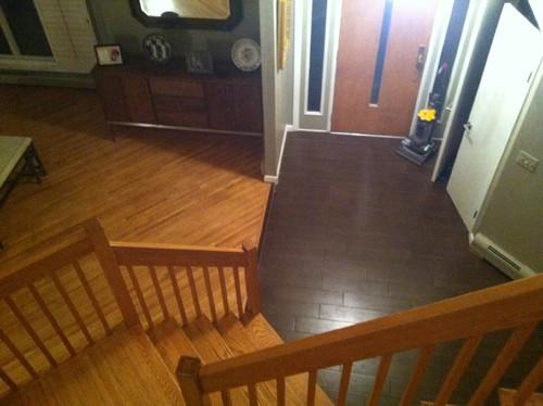 Hardwood Floors Different Colors