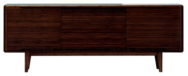 Greenington Currant Sideboard - Dark Walnut Brown - G0025DW contemporary-buffets-and-sideboards