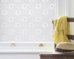 Otto Window Film eclectic window treatments