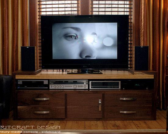 Mod Century Furniture by Spiritcraft Design -