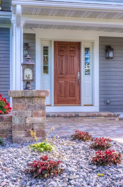 Waudena Millwork Entry Door front-doors