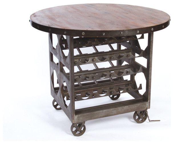 Napa Cellar Table side-tables-and-end-tables