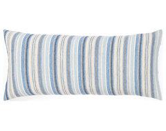 Pine Cone Hill Honfleur Linen Decorative Pillow contemporary-bed-pillows