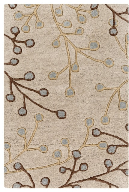 Surya ATH5008-7696 Athena Transitional Hand Tufted Wool Rug contemporary-rugs