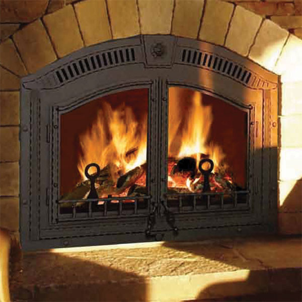 Nz6000 Napoleon High Country Wood Burning Fireplace Modern Fireplace Accessories By