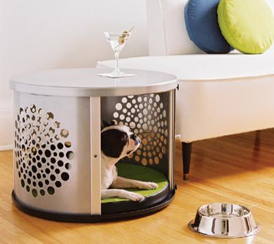 BowHaus Modern Dog Furniture contemporary-pet-supplies