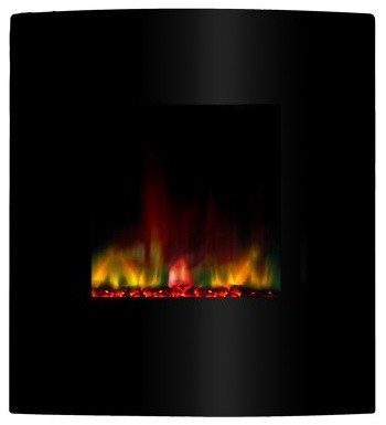 Yosemite Home Décor Vision 26 Electric Fireplace modern-indoor-fireplaces