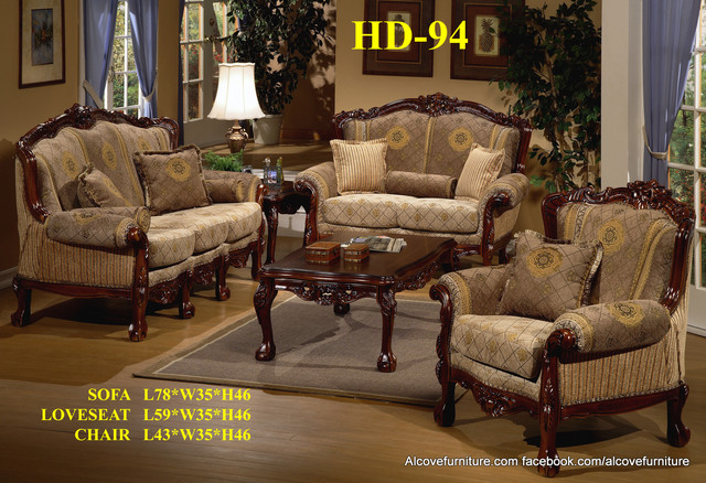 Traditional Sofa sets/Living room sets living-room-furniture-sets
