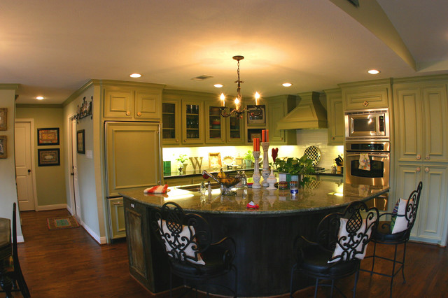 White Kitchen Island Modern Kitchen Islands And