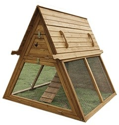 Small A Frame Chicken Coop traditional-outdoor-products
