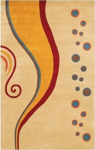Rain Rug modern-rugs