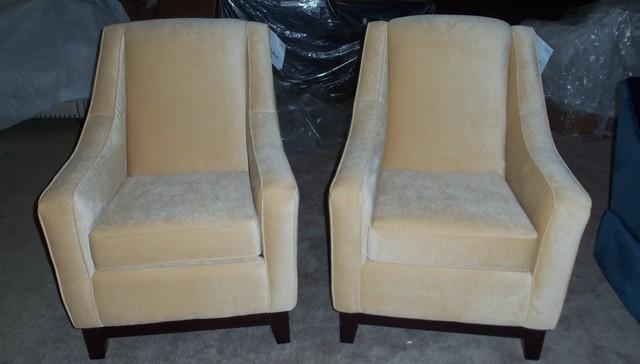 Customer Custom Orders chairs