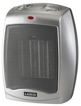 Ceramic Heater With Thermostat contemporary-hvac