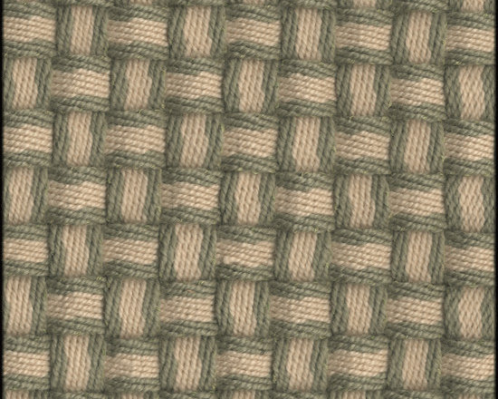 Natural Fiber Rugs & Carpets - Our Barbara Light Green Beige semi-worsted wool rug is self bound all around. It is offered in any size.  All rugs are made to order.  Please allow 12 - 16 weeks for delivery.  Purchase at Hemphill's Rugs & Carpets Orange County, California www.RugsAndCarpets.com
