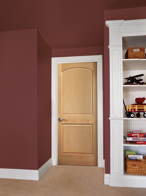 2-Panel Arch Authentic Wood Doors - Interior Doors - sacramento - by HomeStory of Sacramento