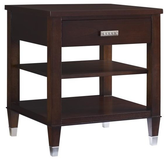 HH20-625-ES Kismet End Table traditional-side-tables-and-end-tables
