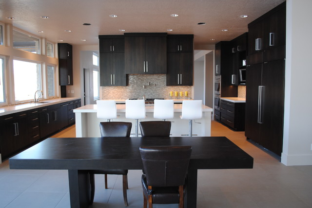 Paradigm Construction modern-kitchen